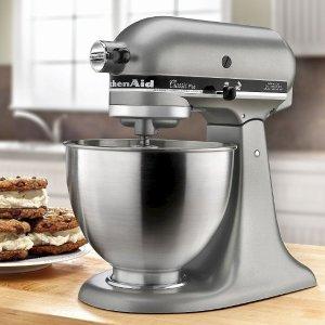 $169.15 (原价$259.99)KitchenAid 经典4.5夸脱立式搅拌机