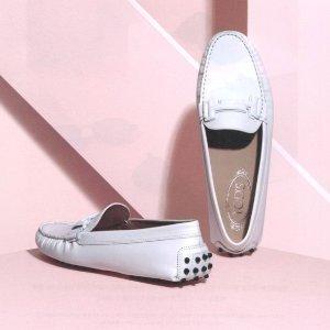 低至额外6.5折+包邮Tod's 女士豆豆鞋热卖