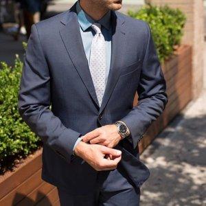 2 piece for $97CK DKNY Ralph Lauren Men's Suit Sale