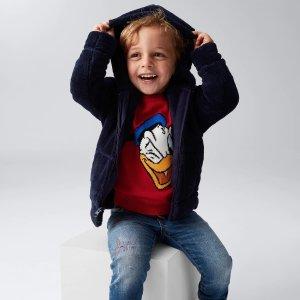 Ending Soon: Extra 51% OffKid's Clothing @ Gap