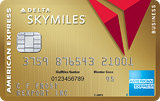 Earn 50,000 bonus miles. Terms Apply.Gold Delta SkyMiles® Business Credit Card from American Express