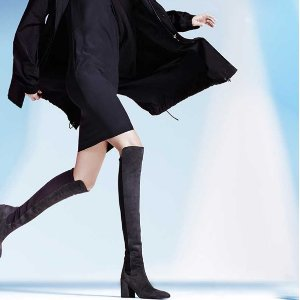 Up to 50% Off+Up to $600 Gift Card Stuart Weitzman Shoes @ Bloomingdales