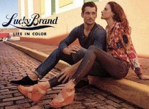 低至4折+额外8.5折Lucky Brand Jeans官网特价区美衣折上折热卖