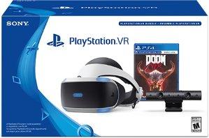 As low as $299.99 + $50 GCPlayStation VR Bundle Sale