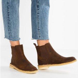 低至4折+prime会员额外8折Clarks 英国最有名最好穿的鞋靴热卖