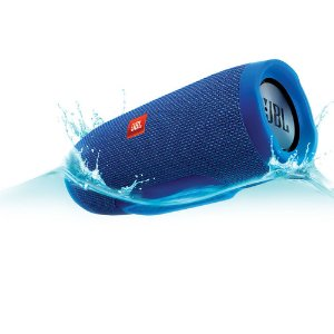 $98Upgraded! JBL Charge 3 Waterproof Portable Bluetooth Speaker Blue Only