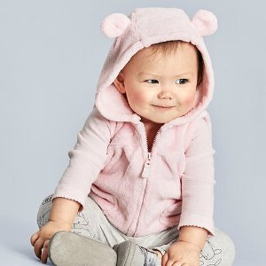 Up to 50% Off + Extra 25% Off $40 Baby and Kid's Clothing @ Carter's