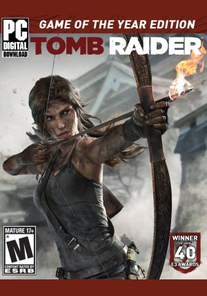 $6Tomb Raider Game of the Year - PC Steam