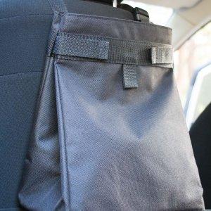 $9Hominize Car Trash Can Waterproof Garbage Bag