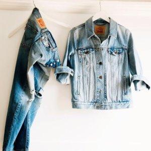 Extra 30% OFF+FSLevis Men's Jeans Jacket Sale