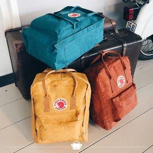 Up to 26% OffFjallraven Kanken Backpack Sale @ Moosejaw