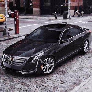 豪华总统礼遇Cadillac CT6 中大型轿车