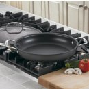 $26.27 Cuisinart 6425-30D Contour Hard Anodized 12-Inch Everyday Pan with Cover