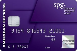 Earn 25,000 bonus Starpoints®. Terms Apply.Starwood Preferred Guest® Credit Card from American Express