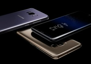 from $720 or $30/mo for 24 mo.Galaxy S8 with Free VR pre-order @Samsung