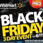 手慢无:Walmart 加拿大官网 黑五特卖开抢