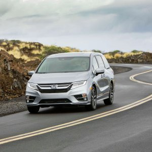 New Design Available NowAll-New 2018 Honda Odyssey