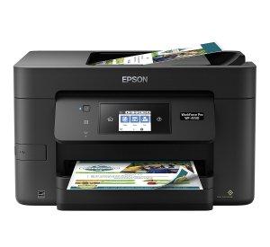 $99.71 (原价$179.99)Epson WF-4720无线扫描打印多功能一体机