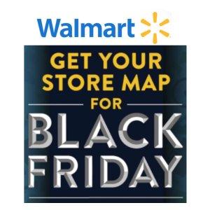 手把手教你抢占先机Walmart 发布2017黑色星期五抢购地图