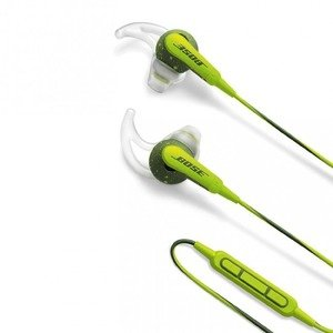 $59.99(原价$99.99)Bose SoundSport 运动耳机 iOS版 绿色