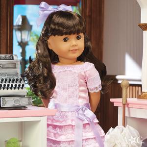 $7 起限今天:American Girl 美国娃娃官网 服饰配件促销,小苏瑞等明星宝宝的最爱