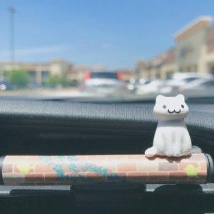 From $5.84Neko Atsume Car Scent Fresheners @ Amazon Japan