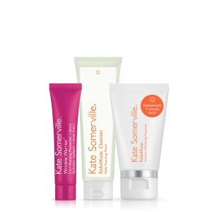 Get FREE 3-piece Set (a $48 value)With any $75 purchase @ Kate Somerville
