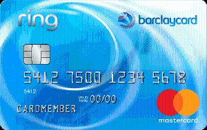 A low, variable APR on purchases, balance transfers and cash advancesBarclaycard Ring™ Mastercard®