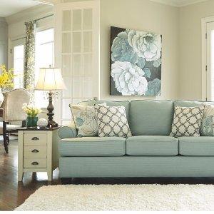 低至5折 部分包邮限今天:Ashley 家居官网 沙发、地毯大促