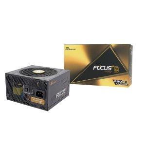 $59 Seasonic FOCUS+ SSR-550FX 550W 80+ Gold Full Modular PSU