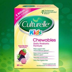 $19.99Culturelle Kids Chewables Probiotic, 60 Tablets