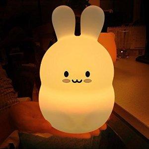 $16 Cute Bunny Nursery Night Light