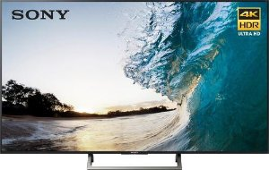 $1199.99 (原价$1799.99)Sony XBR65X850E 4K HDR 超高清 智能电视 + $250 GC
