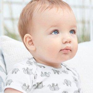 满$40额外8折Carter's 全新推出 Little Planet 有机棉系列童装