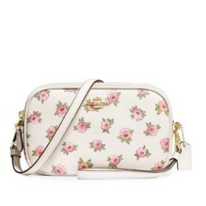 $70COACH Floral Canvas Clutch @ Lord & Taylor