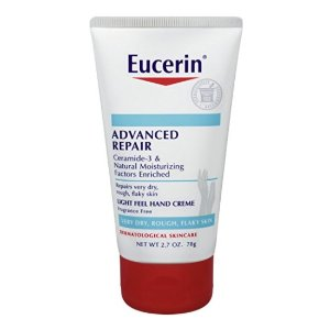 $11.53 Eucerin Advanced Repair Hand Creme, 2.7 Ounce (Pack of 3)
