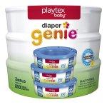Playtex Diaper Genie 尿布桶垃圾袋替换芯 3盒装