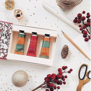60% OffWinter Sale  @ Crabtree & Evelyn