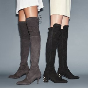 Up to 43% offStuart Weitzman Boots Sale @ Saks Off 5th
