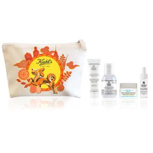 Dealmoon Exclusive: Enjoy 4 deluxe samples & limited edition canvas pouchYour Purchase of $75 or More @ Kiehl's