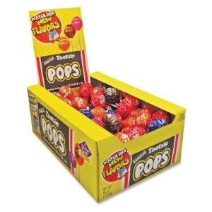 $13Tootsie Pops Assorted, 100 Ct