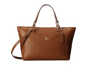 $114COACH Chicago Mini Ellis Tote